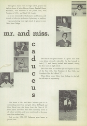 Page 13, 1957 Edition, Chico High School - Caduceus Yearbook (Chico, CA) online yearbook collection