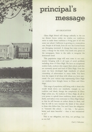 Page 7, 1957 Edition, Chico High School - Caduceus Yearbook (Chico, CA) online yearbook collection