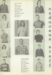Page 8, 1957 Edition, Chico High School - Caduceus Yearbook (Chico, CA) online yearbook collection