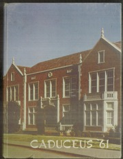1961 Edition, Chico High School - Caduceus Yearbook (Chico, CA)