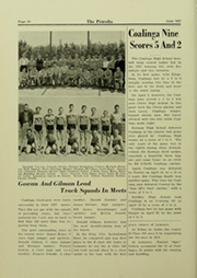Page 78, 1937 Edition, Coalinga High School - Petrolia Yearbook (Coalinga, CA) online yearbook collection