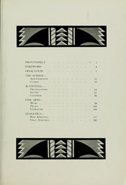 Page 9, 1929 Edition, Fullerton Union High School - Pleiades Yearbook (Fullerton, CA) online yearbook collection