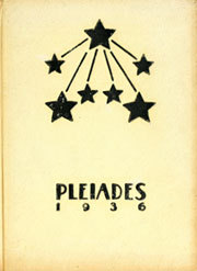 Page 1, 1936 Edition, Fullerton Union High School - Pleiades Yearbook (Fullerton, CA) online yearbook collection
