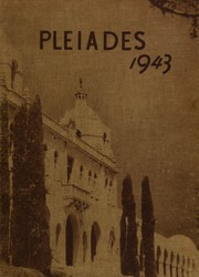 Page 1, 1943 Edition, Fullerton Union High School - Pleiades Yearbook (Fullerton, CA) online yearbook collection