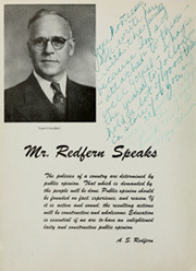 Page 14, 1944 Edition, Fullerton Union High School - Pleiades Yearbook (Fullerton, CA) online yearbook collection