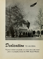 Page 8, 1944 Edition, Fullerton Union High School - Pleiades Yearbook (Fullerton, CA) online yearbook collection