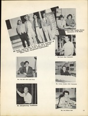 Page 17, 1954 Edition, Fullerton Union High School - Pleiades Yearbook (Fullerton, CA) online yearbook collection
