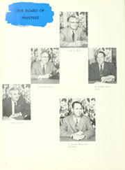 Page 12, 1957 Edition, Fullerton Union High School - Pleiades Yearbook (Fullerton, CA) online yearbook collection