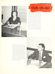 Page 15, 1957 Edition, Fullerton Union High School - Pleiades Yearbook (Fullerton, CA) online yearbook collection