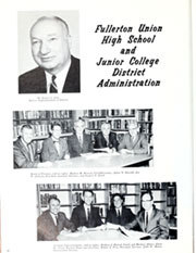 Page 14, 1963 Edition, Fullerton Union High School - Pleiades Yearbook (Fullerton, CA) online yearbook collection