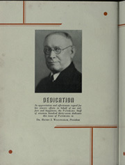 Page 8, 1937 Edition, University of North Alabama - Diorama Yearbook (Florence, AL) online yearbook collection