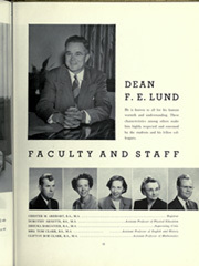Page 17, 1951 Edition, University of North Alabama - Diorama Yearbook (Florence, AL) online yearbook collection