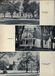 Page 16, 1952 Edition, University of North Alabama - Diorama Yearbook (Florence, AL) online yearbook collection