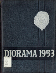 Page 1, 1953 Edition, University of North Alabama - Diorama Yearbook (Florence, AL) online yearbook collection