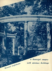 Page 12, 1953 Edition, University of North Alabama - Diorama Yearbook (Florence, AL) online yearbook collection