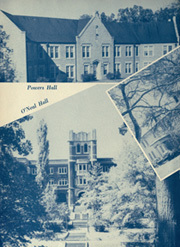 Page 14, 1953 Edition, University of North Alabama - Diorama Yearbook (Florence, AL) online yearbook collection