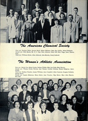 Page 126, 1954 Edition, University of North Alabama - Diorama Yearbook (Florence, AL) online yearbook collection