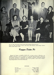 Page 129, 1954 Edition, University of North Alabama - Diorama Yearbook (Florence, AL) online yearbook collection