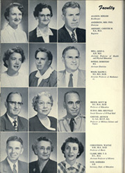 Page 136, 1954 Edition, University of North Alabama - Diorama Yearbook (Florence, AL) online yearbook collection