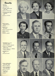 Page 137, 1954 Edition, University of North Alabama - Diorama Yearbook (Florence, AL) online yearbook collection