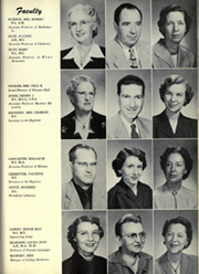 Page 139, 1954 Edition, University of North Alabama - Diorama Yearbook (Florence, AL) online yearbook collection
