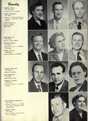 Page 143, 1954 Edition, University of North Alabama - Diorama Yearbook (Florence, AL) online yearbook collection