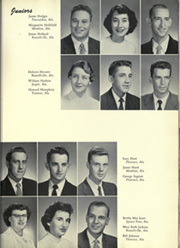 Page 163, 1954 Edition, University of North Alabama - Diorama Yearbook (Florence, AL) online yearbook collection