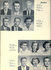 Page 166, 1954 Edition, University of North Alabama - Diorama Yearbook (Florence, AL) online yearbook collection