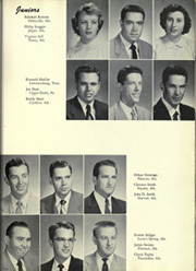 Page 167, 1954 Edition, University of North Alabama - Diorama Yearbook (Florence, AL) online yearbook collection
