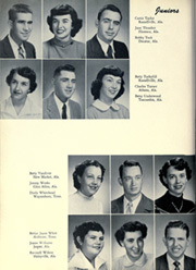 Page 168, 1954 Edition, University of North Alabama - Diorama Yearbook (Florence, AL) online yearbook collection