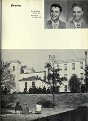 Page 169, 1954 Edition, University of North Alabama - Diorama Yearbook (Florence, AL) online yearbook collection