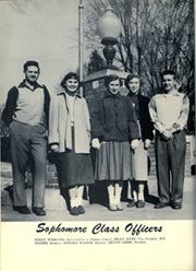 Page 170, 1954 Edition, University of North Alabama - Diorama Yearbook (Florence, AL) online yearbook collection