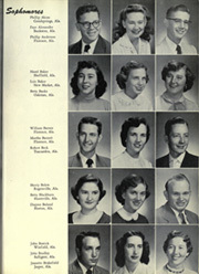 Page 171, 1954 Edition, University of North Alabama - Diorama Yearbook (Florence, AL) online yearbook collection
