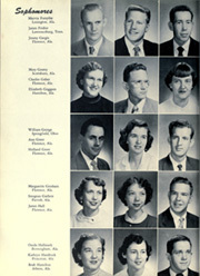 Page 174, 1954 Edition, University of North Alabama - Diorama Yearbook (Florence, AL) online yearbook collection
