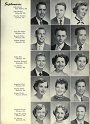 Page 175, 1954 Edition, University of North Alabama - Diorama Yearbook (Florence, AL) online yearbook collection