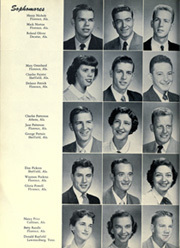 Page 178, 1954 Edition, University of North Alabama - Diorama Yearbook (Florence, AL) online yearbook collection