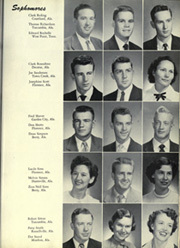 Page 179, 1954 Edition, University of North Alabama - Diorama Yearbook (Florence, AL) online yearbook collection