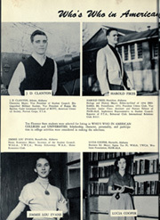 Page 32, 1954 Edition, University of North Alabama - Diorama Yearbook (Florence, AL) online yearbook collection