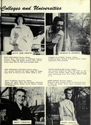 Page 33, 1954 Edition, University of North Alabama - Diorama Yearbook (Florence, AL) online yearbook collection