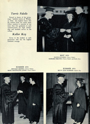 Page 38, 1954 Edition, University of North Alabama - Diorama Yearbook (Florence, AL) online yearbook collection