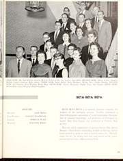 Page 199, 1958 Edition, University of North Alabama - Diorama Yearbook (Florence, AL) online yearbook collection