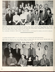 Page 202, 1958 Edition, University of North Alabama - Diorama Yearbook (Florence, AL) online yearbook collection