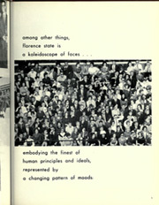 Page 9, 1963 Edition, University of North Alabama - Diorama Yearbook (Florence, AL) online yearbook collection