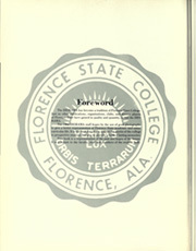 Page 10, 1964 Edition, University of North Alabama - Diorama Yearbook (Florence, AL) online yearbook collection