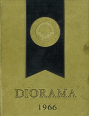 Page 1, 1966 Edition, University of North Alabama - Diorama Yearbook (Florence, AL) online yearbook collection