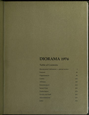 Page 3, 1976 Edition, University of North Alabama - Diorama Yearbook (Florence, AL) online yearbook collection