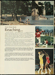 Page 12, 1981 Edition, University of North Alabama - Diorama Yearbook (Florence, AL) online yearbook collection