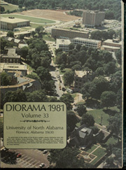 Page 5, 1981 Edition, University of North Alabama - Diorama Yearbook (Florence, AL) online yearbook collection
