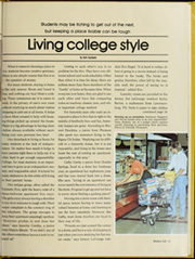 Page 17, 1982 Edition, University of North Alabama - Diorama Yearbook (Florence, AL) online yearbook collection