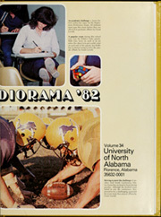 Page 5, 1982 Edition, University of North Alabama - Diorama Yearbook (Florence, AL) online yearbook collection